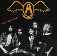 CD 'Aerosmith -1974- Get Your Wings'