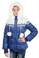 Девочку зиму курточка Донило 10-16 лет