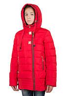 Детская куртка для девочек kiko zz 4126 размеры 9-14 лет