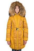Пальто для девочки оригинал Кико 8-14 лет