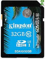 SDHC 32GB UHS-I Class 10 Kingston Ultimate (SDA10/32GB)