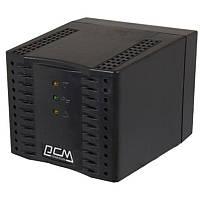 Стабилизатор напряжения Powercom TCA-1200 Black