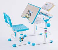 Комплект Парта, стул, подставка, (полка сетка)
