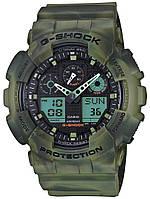 Мужские часы Casio G-SHOCK GA-100MM-3AER