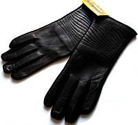 Перчатки натуральная кожа и кашемир размер 6,5, 8