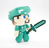Мягкие игрушки Minecraft - Steve