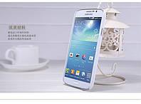 Чехол Nillkin Frosted для Samsung i9152 Galaxy Mega 5.8 белый (+пленка)