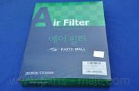 Фильтр воздушный Daewoo LACETTI(J200) (производство Parts-Mall ), код запчасти: PAC-024