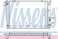 Радиатор охлаждения Hyundai H1, H200 (производство Nissens ), код запчасти: 67039
