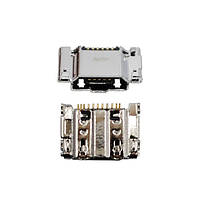 Коннектор разъем Samsung I9200 Galaxy Mega 6.3, I9205 Galaxy / I9300 Galaxy S3; планшета Samsung P601 Orig