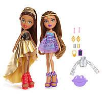 Набор кукол Bratz Metallic Madness - Yasmin и Sasha