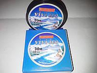 Леска рыболовная Bratfishing Vivi Ice 30 м (зимняя) 0.20-(5.7кг)