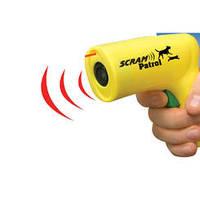 Ультразвуковой отпугиватель собак с лазером Scram Patrol 0027 dog reppeler