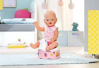Горшок  для куклы Baby Born Уточка   Беби Борн 822531