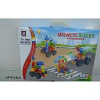 Детский магнитный конструктор  8032