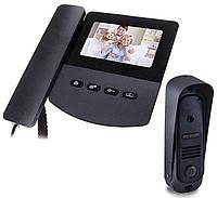 Комплект видеодомофона   DOM D1В