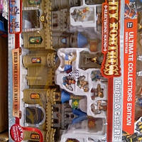 Детский игровой набор для мальчика Замок 16333
