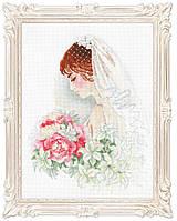 Набор для вышивания RIOLIS PREMIUM «Невеста» (100/050)
