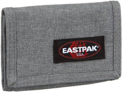 Практичный женский кошелек Crew Eastpak EK371363 серый