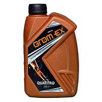 Трансмиссионное масло Grom Ex 80W90 Quattro 1 литр