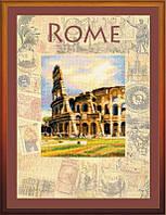 Набор для вышивания Риолис РТ-0026 Города мира.Рим