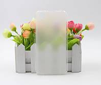 Чехол Umi London  Бампер белый силиконовый