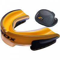 Капа боксерская RDX Gel 3D Elite Gold