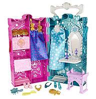 Шкаф для Анны и Эльзы с аксессуарами, Disney Frozen Dual Vanity
