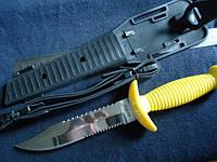 Нож аквалангиста, для дайвинга, Grand Way 002d
