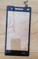Оригинальный тачскрин / сенсор (сенсорное стекло) для Lenovo A788t (черный цвет)