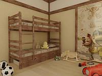 Двухъярусная кровать Соня (Mebigrand)(без ящиков) спальное 80х190
