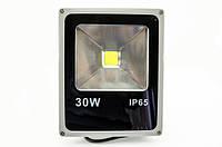 Светодиодный прожектор LED 30 Вт, Slim, Матрица