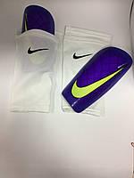 Щитки футбольные Nike c сеточкой-держателем