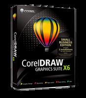 CorelDRAW Graphics Suite X6 - Small Business Edition Russian Box (Corel Corporation)
