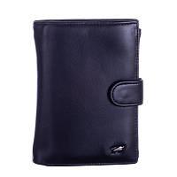 Кошелек мужской кожаный Braun Buffel R1451-015 черный
