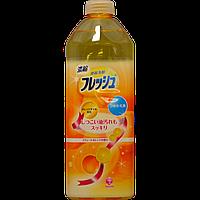 Кухонный гель для мытья посуды с ароматом апельсина DAIICHI. Сменный блок