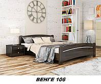Кровать Венеция двуспальная Бук Щит 106 (Эстелла-ТМ)