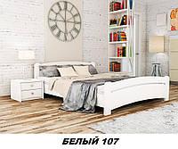 Кровать Венеция двуспальная Бук Щит 107 (Эстелла-ТМ)