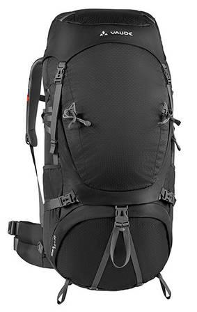 Треккинговый многофункциональный рюкзак 70+10 л. Vaude Astrum 44021574287280 Черный