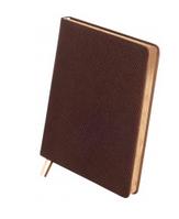 Ежедневник датированный Amazonia А5, коричневый