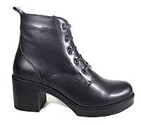 Ботинки женские на маленьком каблуке MOLLY BESSA