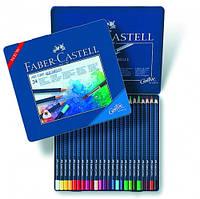 Набор цветных акварельных карандашей Art Grip 24 цвета