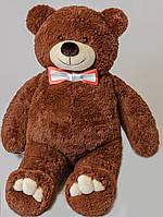 Медведь большой , мягкий ( бурый ) 85 см