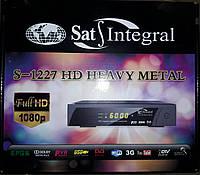 Ресивер (тюнер) Sat-Integral 1227 HD Heavy Metal