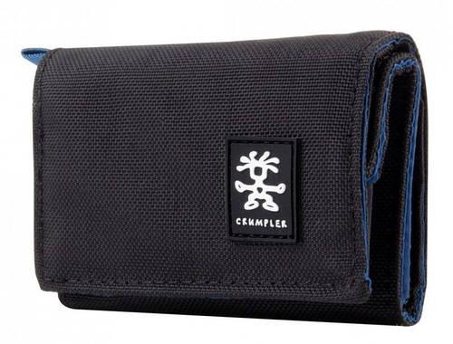 Компактный мужской кошелек Nomads Crumpler NM-001 черный