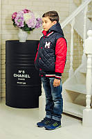 Куртка трансформер для мальчика Марс