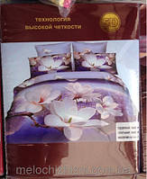 Комплект двухспального постельного белья 5D - красивое и комфортное.