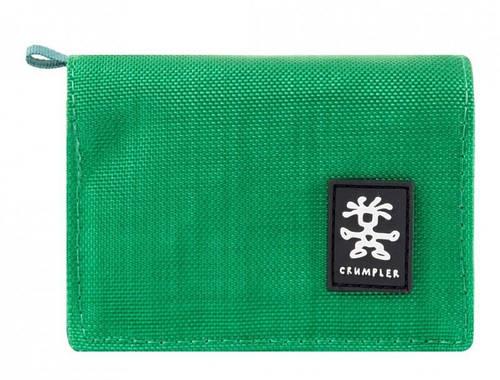 Прекрасный мужской кошелек Nomads Crumpler NM-008 зеленый