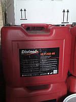 Гидравлические масла  hlp , hvi  iso 32, 46, 68,(20л)