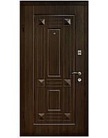 Входные двери 301 темный орех Квартира тм Арма
